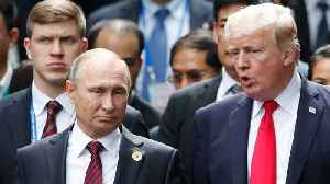 News video: Donald Trump Meets With Vladimir Putin And Says It Is A 'Good Start'