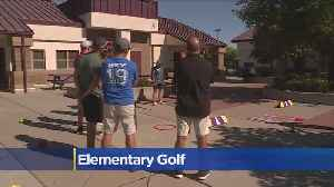Elk Grove Unified Launching New Golf Curriculum [Video]