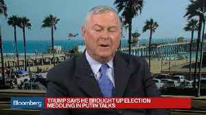 Rep. Rohrabacher Likens U.S. Actions to Russian Meddling [Video]