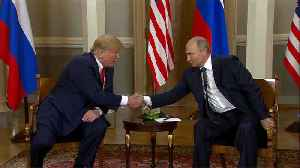 Trump and Putin Meet Face-to-Face at Summit [Video]