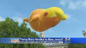 Trending: Is The Trump Baby Balloon Coming To The US? [Video]