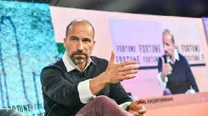 Uber's CEO Dara Khosrowshahi Discusses Uber's Strategy, Business, Culture, and More [Video]