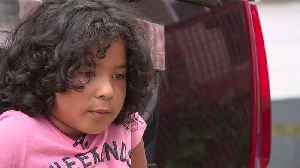 `I Thought I Was Going to be Taken Away from My Parents:` Eight-Year-Old Hit in Head by Falling Bullet [Video]