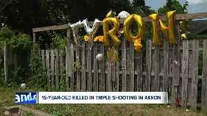 Spike in Akron murders has officials asking for help [Video]