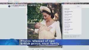 Kensington Palace Releases Royal Family Photos [Video]