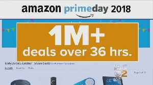 Amazon Holds 4th Annual Prime Day [Video]