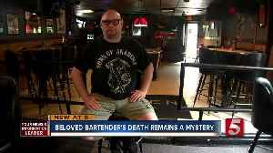 'Beloved' Bartender's Murder Remains A Mystery [Video]