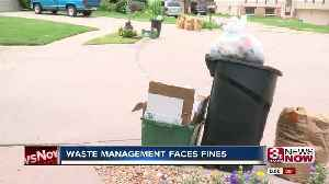 Waste Management collection fined repeatedly [Video]