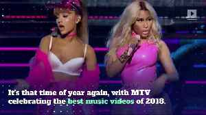 Here Are the Nominees for the 2018 MTV VMAs [Video]