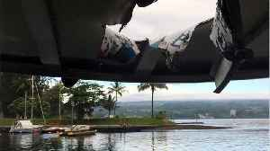 Dozens Injured After Lava Broke Through Tour Boat Roof In Hawaii [Video]
