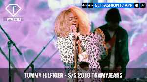 Tommy Jeans Spring 2018 Collection by Tommy Hilfiger x Clash  | FashionTV | FTV [Video]