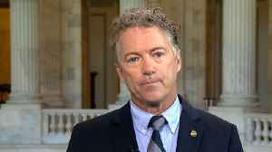 """Sen. Rand Paul: Trump should be """"lauded"""" for meeting with adversaries [Video]"""
