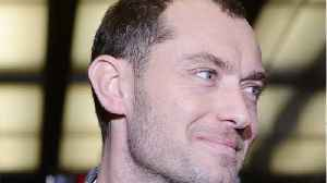 Jude Law Teases Dumbledore Role [Video]