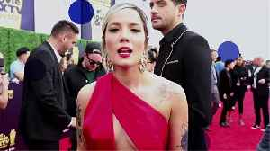 Halsey Is Okay With Being Alone [Video]