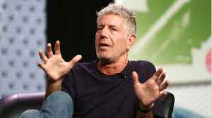 Anthony Bourdain Called Bill Clinton 'Rapey, Gropey, Grabby, Disgusting' [Video]