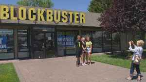 Inside the last Blockbuster store [Video]