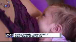 Woman says she was shamed, ask to 'cover up' while breastfeeding in Clinton Township restaurant [Video]