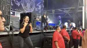 Amazing video shows sign language interpreter translating metal music for the deaf [Video]