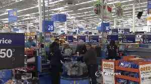 Walmart inks deal with Microsoft to take on Amazon [Video]