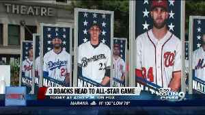 Three Diamondbacks head to All-Star Game [Video]