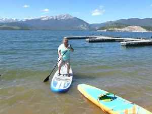 How Not To Ride A Paddle Board [Video]