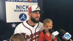 Former Oriole Markakis talks first All-Star game [Video]