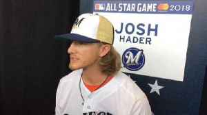 Old Mill graduate Josh Hader talks about playing in the Tuesday All-Star Game [Video]