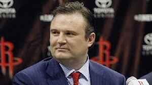 Sixers Fall Short in Attempt to Hire GM Daryl Morey Away From Rockets [Video]