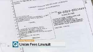 State Workers Sue To Recoup Union Dues After Supreme Court Decision [Video]