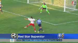 Red Stars' Sam Kerr Expected To Shine Bright At Women's World Cup [Video]