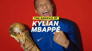 The Genesis Of Kylian Mbappé [Video]