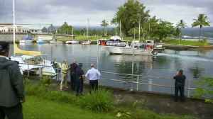 'Lava bomb' leaves 23 injured on Hawaii tour boat [Video]