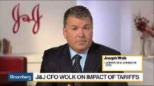 J&J CFO Says 2Q Results 'Not Related to Trade Wars' [Video]