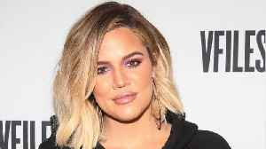 Khloé Kardashian Reveals How Much Weight She's Lost Since Welcoming Baby True [Video]