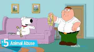 Top 10 Reasons Peter Griffin Should Be in Prison [Video]