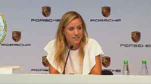 Winning Wimbledon has always been my dream - Angelique Kerber [Video]