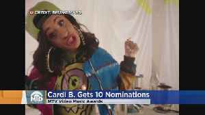 Which Should Win MTV VMA's Song Of The Year? [Video]