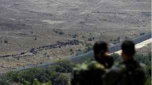 Syrians Turned Away At Israel Border By Security Forces [Video]