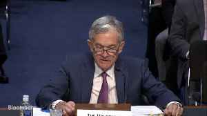 Fed's Powell Sees Gradual Rate Hikes as Best Path 'For Now' [Video]