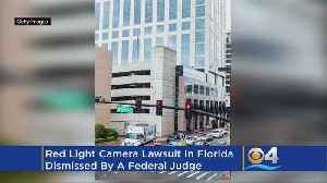 Federal Judge Dismisses Class-Action Lawsuit On Red Light Cameras [Video]