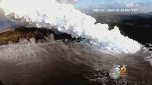 Lava Bomb From Kilauea Injures 23 People On Boat [Video]