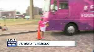 716 Day at Canalside [Video]
