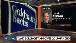 Macquarie's Konrad Sees 'Baton Being Passed' at Goldman [Video]