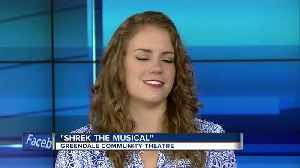 'Shrek the Musical' comes to the Greendale Community Theatre [Video]
