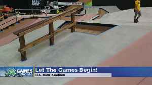 X Games To Begin Thursday In Minneapolis [Video]