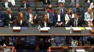 Lawmakers Grill Social Media Executives About Filtering Content [Video]