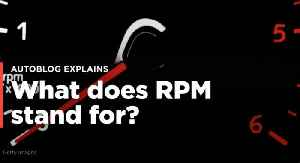 What does RPM stand for? [Video]
