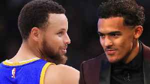 Steph Curry SHADED By NBA Rookie Trae Young [Video]