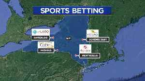 Sports Betting Could Have A Future In New York State [Video]