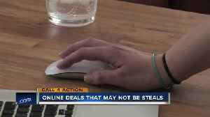 Watch out for social media scams [Video]